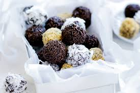 christmas food gift ideas chocolate fruitcake rum balls recipe rum balls rum and fruit