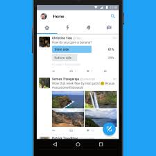 twiter apk s new android ui launches today for everybody