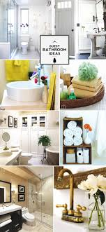 guest bathroom ideas pictures guest bathroom ideas that make them feel at home home tree atlas