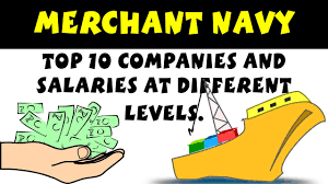 Deck Rating Jobs by Merchant Navy Top 10 Companies And The Salaries For Deck And
