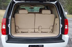 gmc yukon trunk space yukon cargo space non xl big family cars pinterest cars