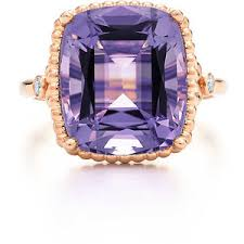 amethyst rings tiffany images Tiffany sparklers amethyst ring tiffany co polyvore out=j