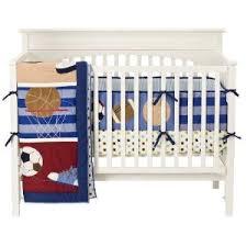 Sport Crib Bedding Nursery Room Ideas Sport Theme Baby Crib Bedding Set