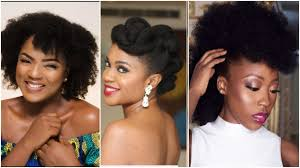 naigerian actresses hairstyles nigerian celebrities who have natural hair fabwoman