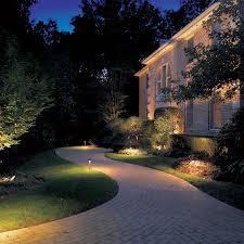 futuristic landscape lighting design ideas front yard lights