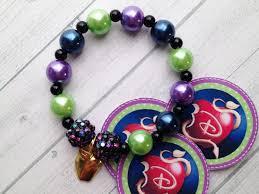 party favor bracelets 8 descendants sparkle apple charm bracelet birthday party favor