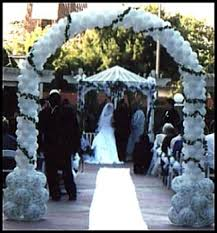 wedding arch balloons white 288 12 colors balloon wedding event birthday prom
