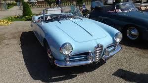 alfa romeo giulietta classic 1956 alfa romeo giulietta spider exterior and interior retro