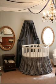 canopy cribs perfect for your precious baby  ritely with round baby crib with dark canopy from ritelycom