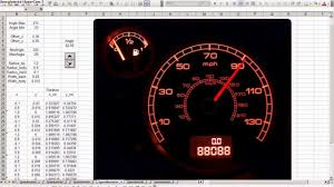 Excel Speedometer Template A Family Of Speedometers In Excel