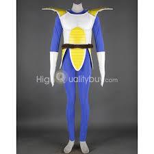 Dragon Ball Halloween Costumes Dragon Ball Vegeta Cosplay Costume Jumpsuits Sets 177 40