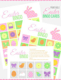 Free Printable Halloween Bingo Cards With Pictures Keep The Kids Busy With These Dry Erase Easter Bingo Cards Free