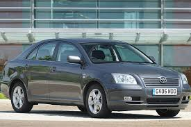 toyota avensis 2003 car review honest john