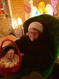 matriarch of holiday lights in richmond rose phifer of asbury