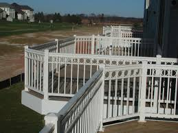 hercules fence maryland custom balcony railings virginia