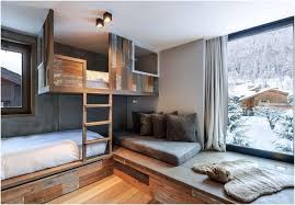 chambre enfant luxe chalet blossom hill courchevel luxe passions