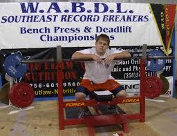 Bench Press World Record Jesse James Fain Dot Com