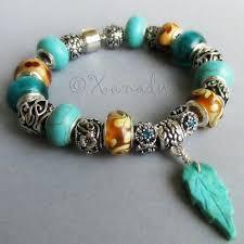 glass bead bracelet charms images 84 best pandora style charm bracelets from xanadu designs images jpg