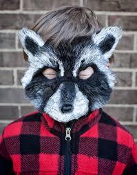 raccoon costume spirit halloween raccoon mask costume raccoon costume child sized raccoon