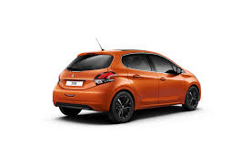 lease peugeot peugeot 208 gets an update