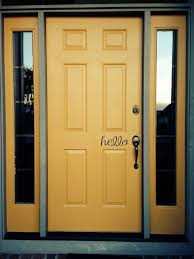 yellow front door hello been there done that pinterest