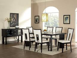 Black Dining Room Set Stunning Round Dining Room Sets Design Ideas In Various Of Styles