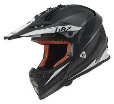motocross helmet light ls2 fast race helmet revzilla