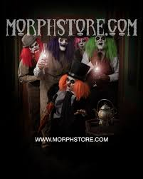 clown swag the morphstore do not open dead inside