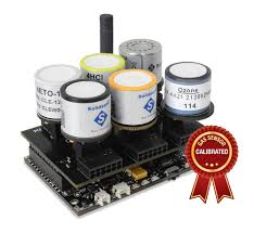 new calibrated air quality sensors for smart cities libelium