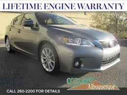 lexus 200h for sale used lexus ct 200h for sale in albuquerque nm edmunds