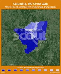 columbia missouri map columbia mo crime rates and statistics neighborhoodscout