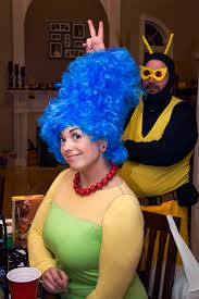 Marge Simpson Halloween Costume U0027s Posted Photos Costume Marge