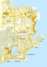 Map Of Rio De Janeiro Hotel Deals And Discounts In Rio De Janeiro