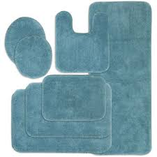 Bathroom Rugs And Mats Blue Bath Rugs Bath Mats For Bed Bath Jcpenney