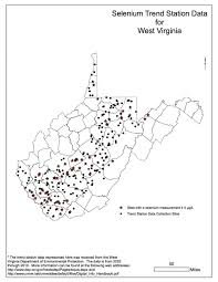 Map Of Wv West Virginia U0027s Streams Are In Trouble U2013 Appalachian Mountain