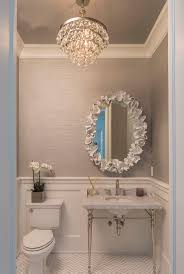 bathroom simple chandelier bathroom decoration idea luxury fancy