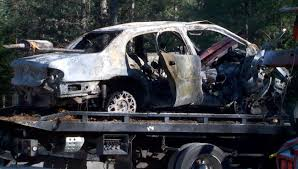 driver killed in fiery crash in muskegon county id u0027d woodtv com