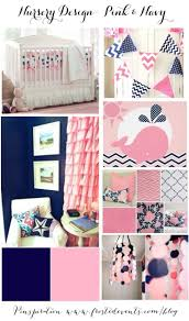 Navy Girls Bedroom 171 Best Oh Baby Nursery Ideas For Our Little Images On