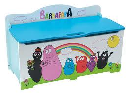 chambre barbapapa acheter barbapapa coffre a jouets avec frein barbapapa