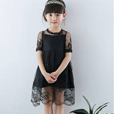 3t to 9t fashion summer lace overlay tulle princess