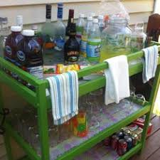 Changing Tables Cheap Beverage Station From Baby Changing Table Furniture Pinterest