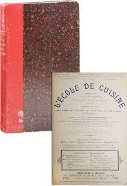cuisine revue l ecole de cuisine revue bi mensuelle de vulgarisation culinaire