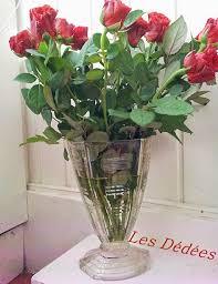 idee deco pour grand vase en verre les dedees vintage recup creations 2014