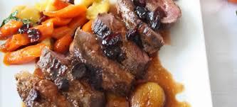 cuisiner magret de canard au miel magret de canard et carottes au miel recettes cookeo