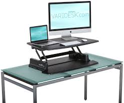 Portable Standing Laptop Desk by Adjustable Stand Up Desk Attachment Best Home Furniture Decoration