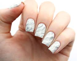 28 marble nail designs looking for an easy water marble nail art