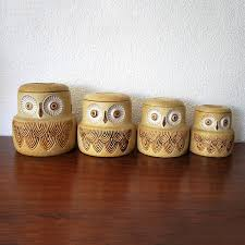 owl kitchen canisters canisters amazing owl canisters for the kitchen canister sets