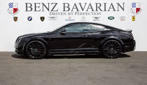 navy blue bentley project titan bentley continental gt black edition