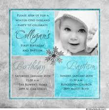 baptism birthday invitation blue u0026 cream double holy photos
