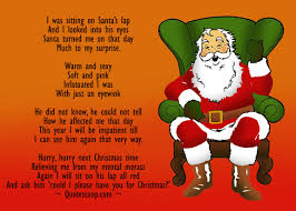 funny christmas poems are a sure shot way to bring a smile on the